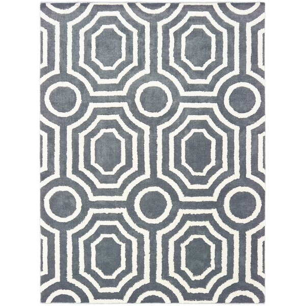 Alhambra Silver Area Rug by Mercer41
