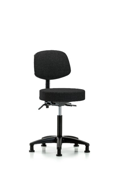 Donna Bench Height Adjustable Lab Stool by Symple Stuff
