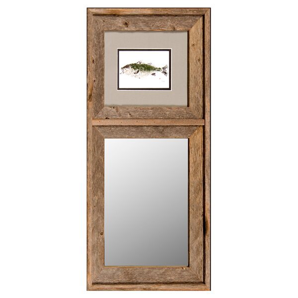 Striper Wall Mirror by FishAye Trading Company