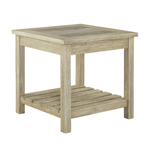 Briarwood End Table by Beachcrest Home