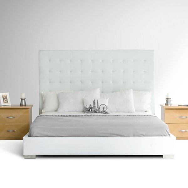 Febus Upholstered Platform Bed by Orren Ellis