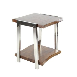 Allerton End Table by Foundry Select SKU:BC200046 Information