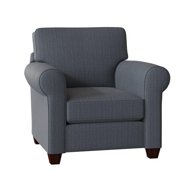Eliza Armchair by Wayfair Custom Upholstery™