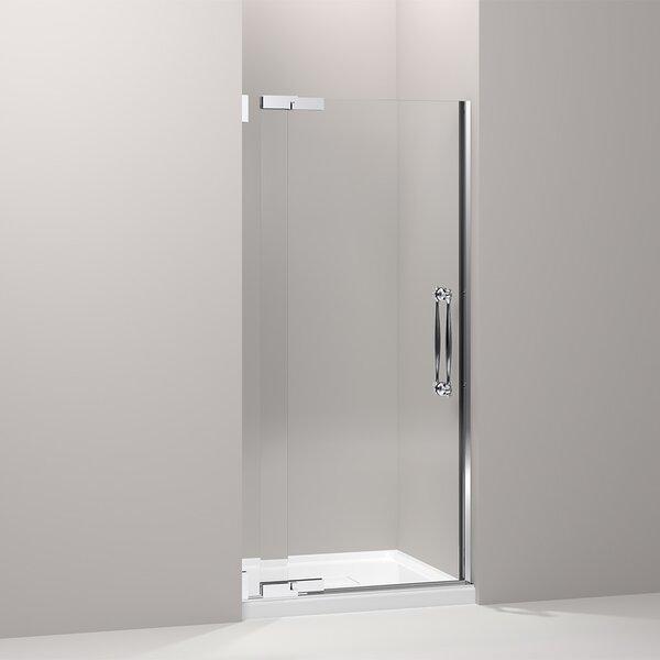 Finial 38.75 x 72.25 Pivot Shower Door by Kohler