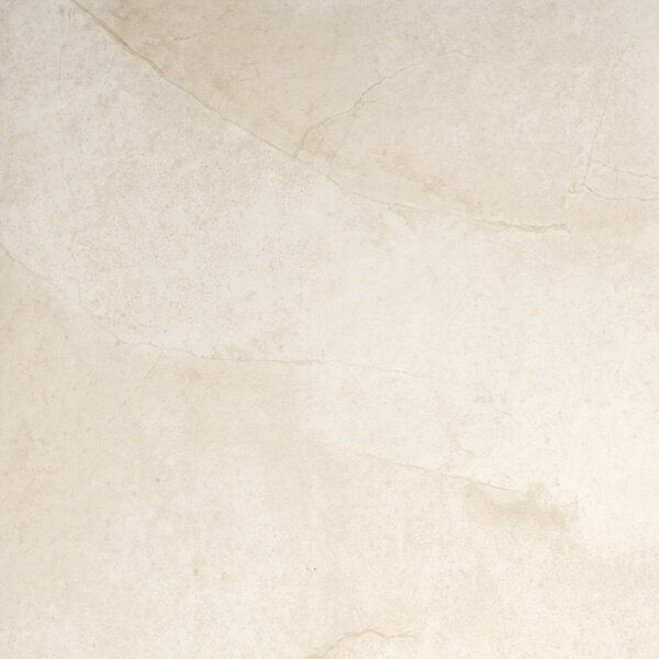 St. Moritz ll 18 x 18 Porcelain Field Tile in Cream by Emser Tile