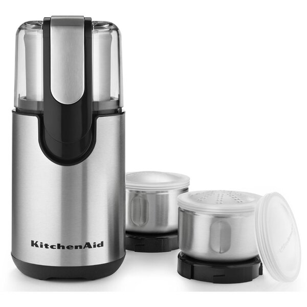 Electric Blade Coffee and Spice Grinder by KitchenAid