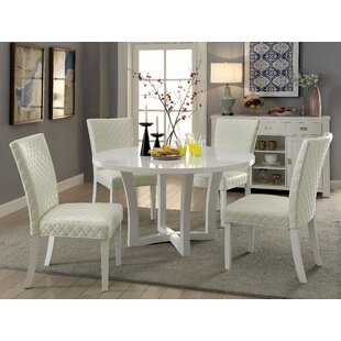 Karg Contemporary 5 Piece Dining Set By Orren Ellis