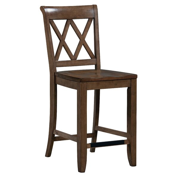 25.63 Bar Stool (Set of 2) by Laurel Foundry Modern Farmhouse