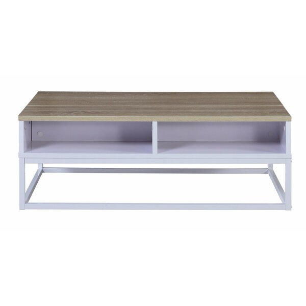 Lift Top Coffee Table with Storage by Madison Home USA