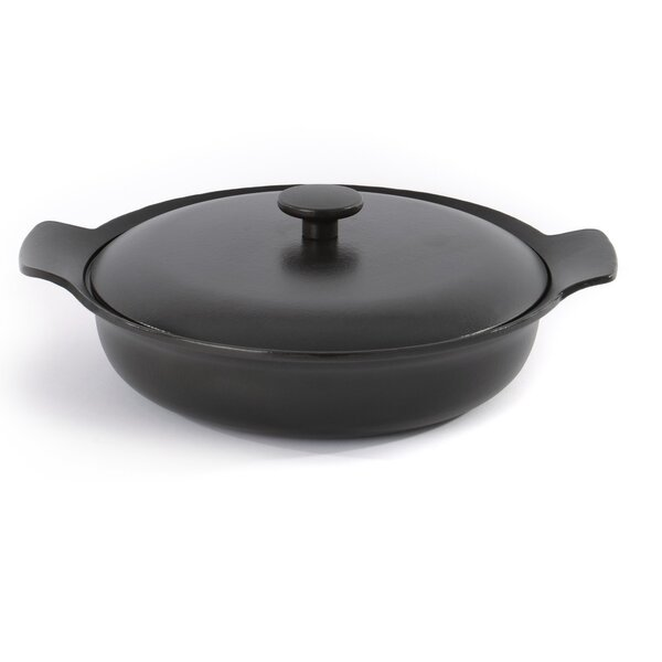 Ron 11 Covered Deep Skillet with Lid by BergHOFF I