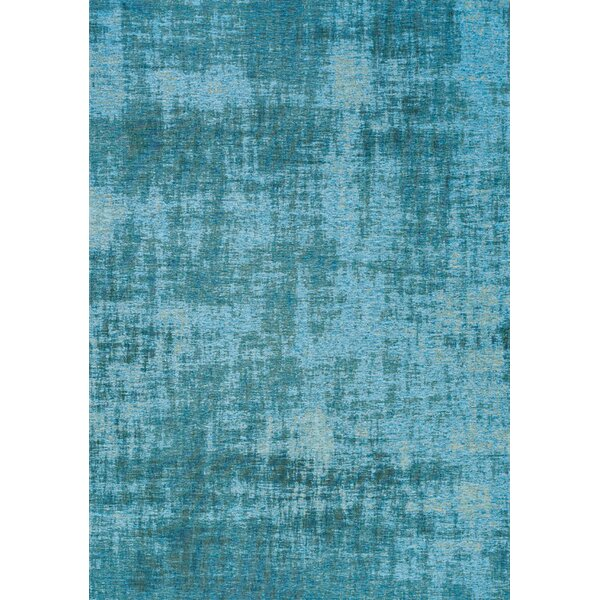 Brodsky Blue Area Rug by Brayden Studio