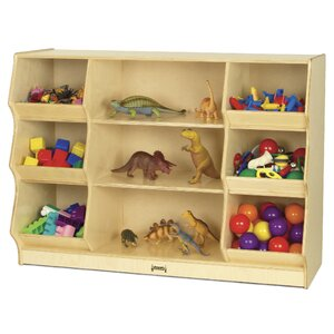 Bin 9 Compartment Cubby