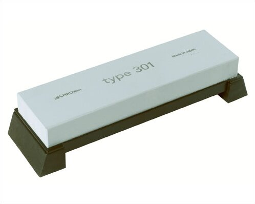 Type 301 Whetstone Grit 800 Stainless Steel Sharpening Stone by Chroma