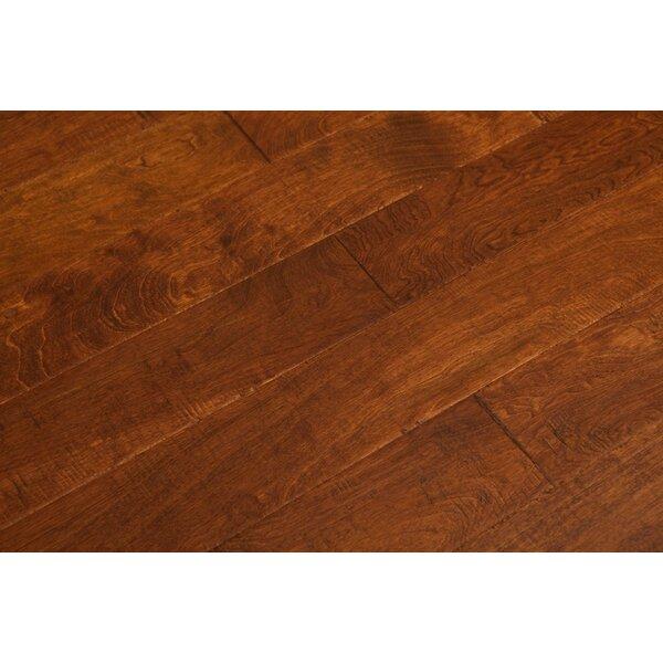Zellmer 5 Engineered Birch Hardwood Flooring in Java Mocha by Charlton Home