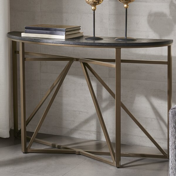 Review Rosanna Console Table