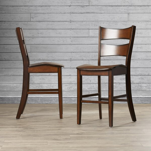 Hays 25.25 Bar Stool (Set of 2) by Loon Peak