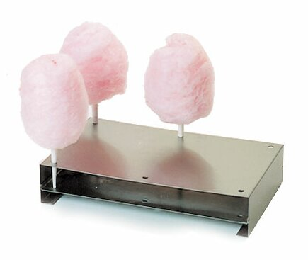 Stainless Steel Cotton Candy Cone Holder by Paragon International