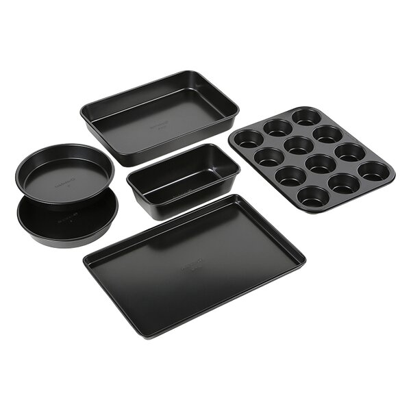 Simply Nonstick 6 Piece Bakeware Set by Calphalon