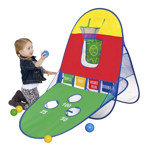 3-in-1 Sports Arcade Play Tent by Playhut