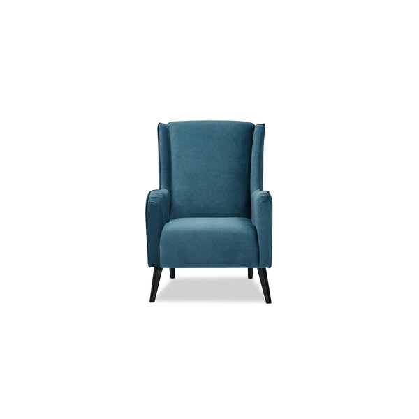 Lethe Wingback Chair by Charlton Home