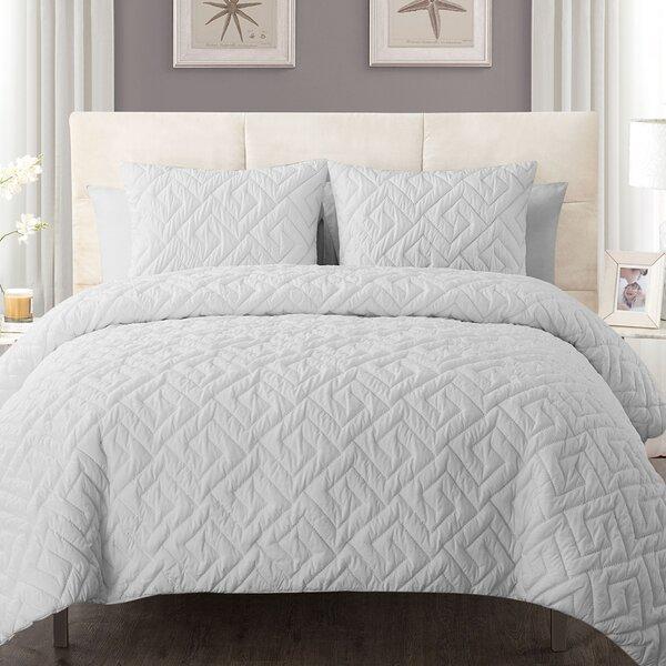 Lennon 3 Piece Comforter Set by Zipcode Design