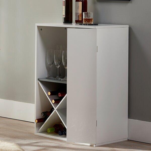 Barra Bar with Wine Storage by VERSANORA