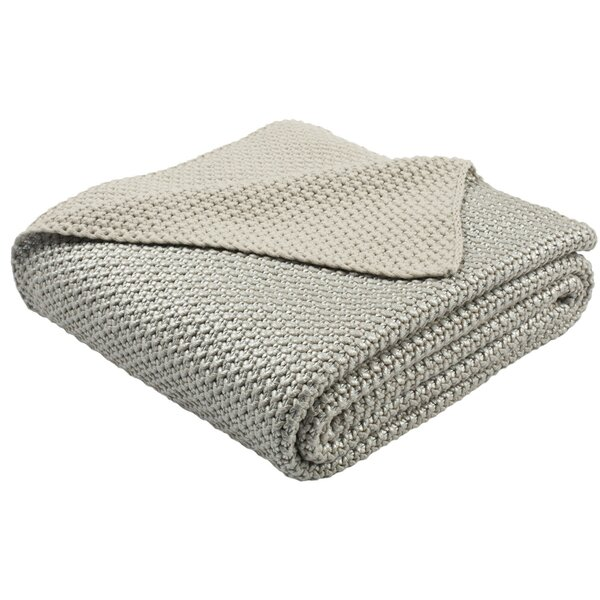 Burnham Cotton Throw by Gracie Oaks