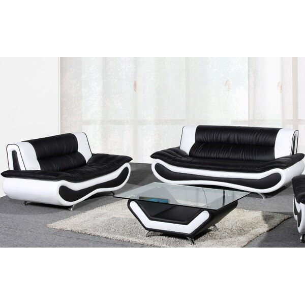 Corbitt 2 Piece Living Room Set by Ebern Designs