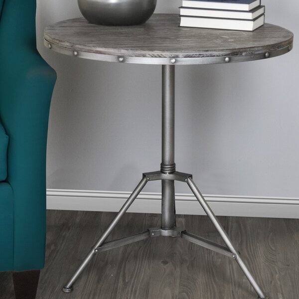 Melodie End Table By Williston Forge