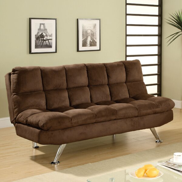 Chaz Convertible Sofa by Hokku Designs