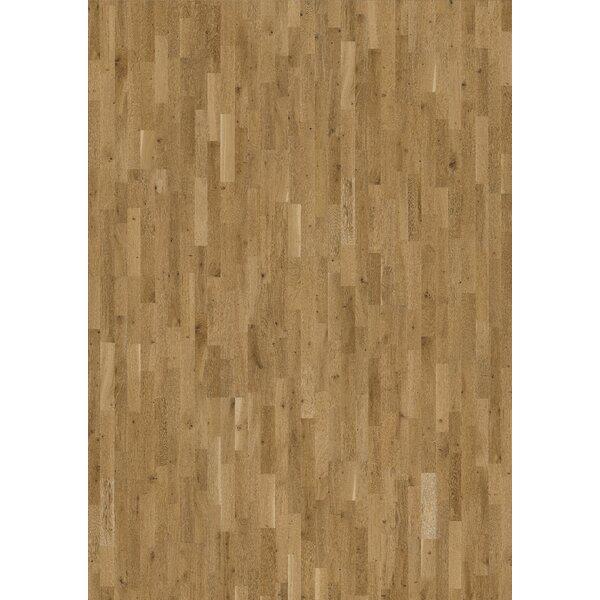 Avanti 7-7/8 Engineered Oak Hardwood Flooring in Erve by Kahrs