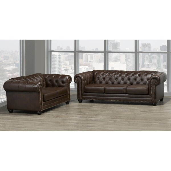 Ornellas 2 Piece Living Room Set by Astoria Grand