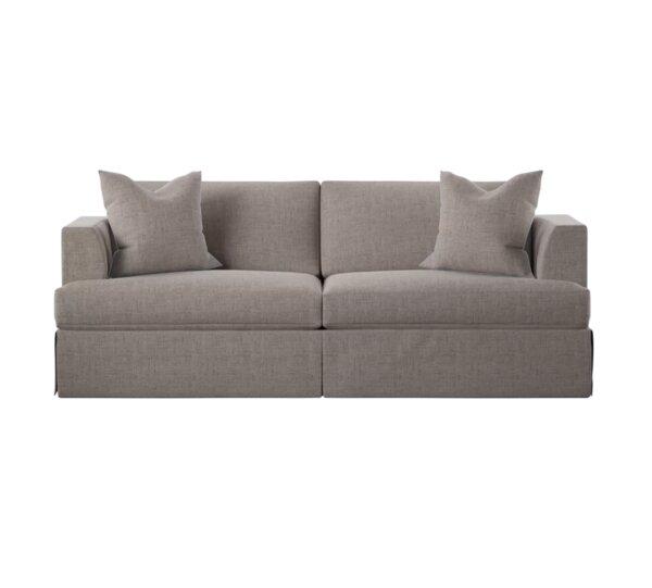 Box Sofa Slipcover by Brayden Studio
