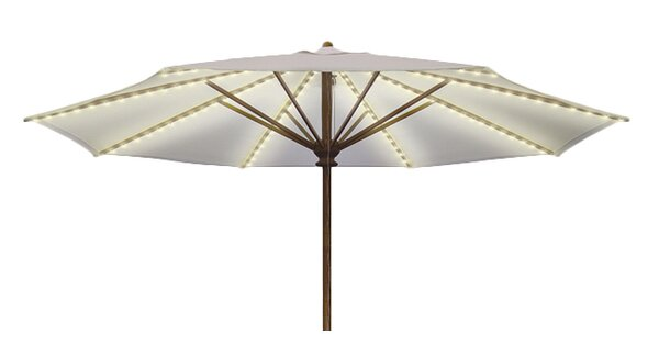 Amargeti Patio Umbrella Lighting System by Bay Isle Home