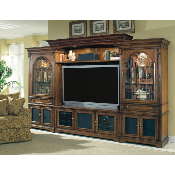 Brookhaven Entertainment Center for TVs up to 65 by Hooker Furniture