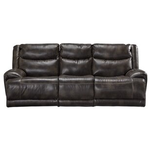 Maisy Reclining Sofa Red Barrel Studio