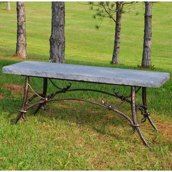 Tuscany Park Bench by Stone Age Creations