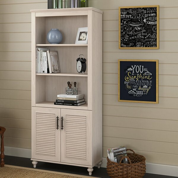 Volcano Dusk Standard Bookcase by Kathy Ireland Home by Bush Furniture