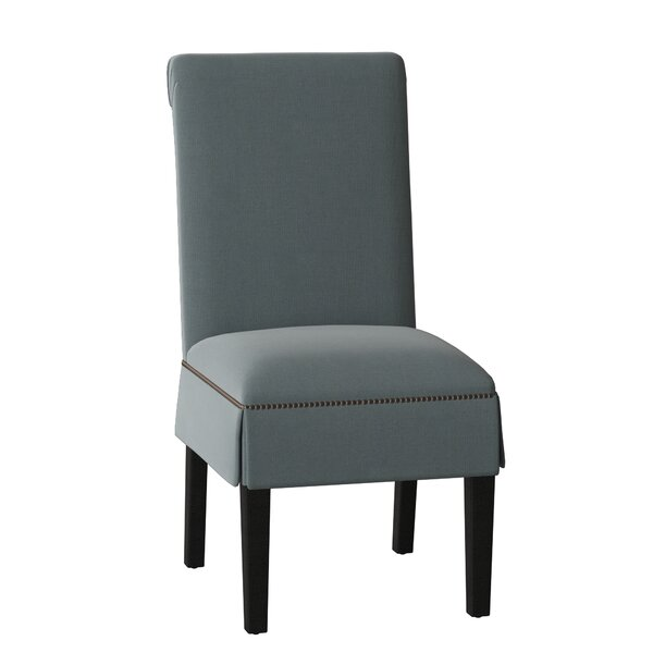 Hyannis Upholstered Dining Chair by Sloane Whitney Sloane Whitney