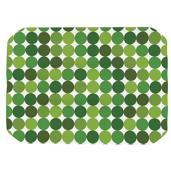 Noblefur Dots Placemat by East Urban Home