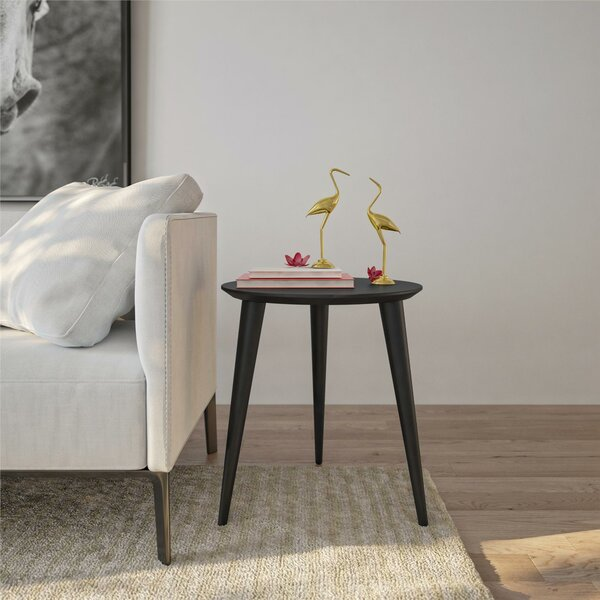 Houpt End Table by Mercury Row