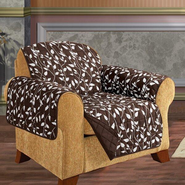 Box Cushion Armchair Slipcover By ELEGANT COMFORT