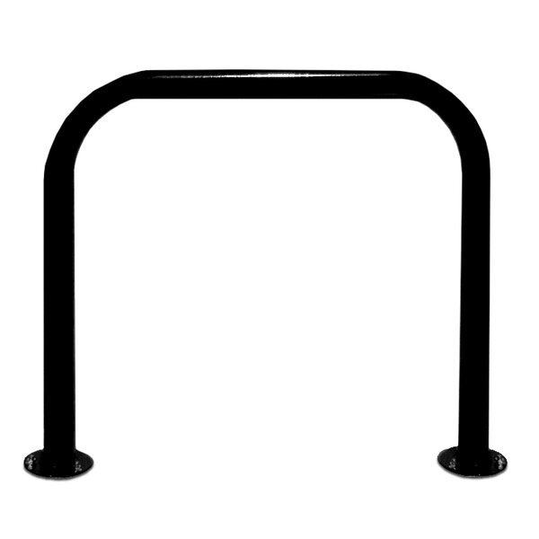 2 Bike U Freestanding Bike Rack by Anova