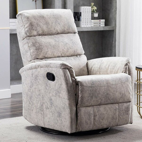 Sconset Manual Rocker Glider Swivel Recliner By Red Barrel Studio