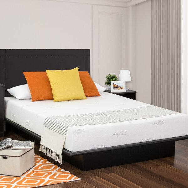 6 Firm Memory Foam Mattress by Alwyn Home