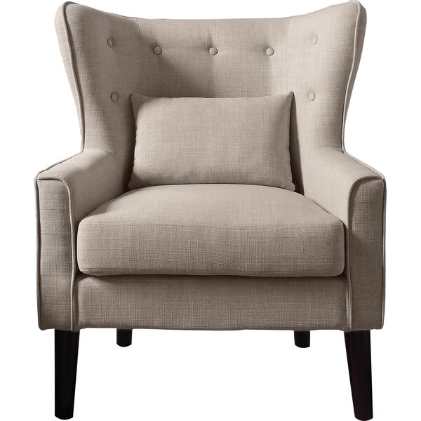 Millett Wingback Chair by Three Posts Three Posts