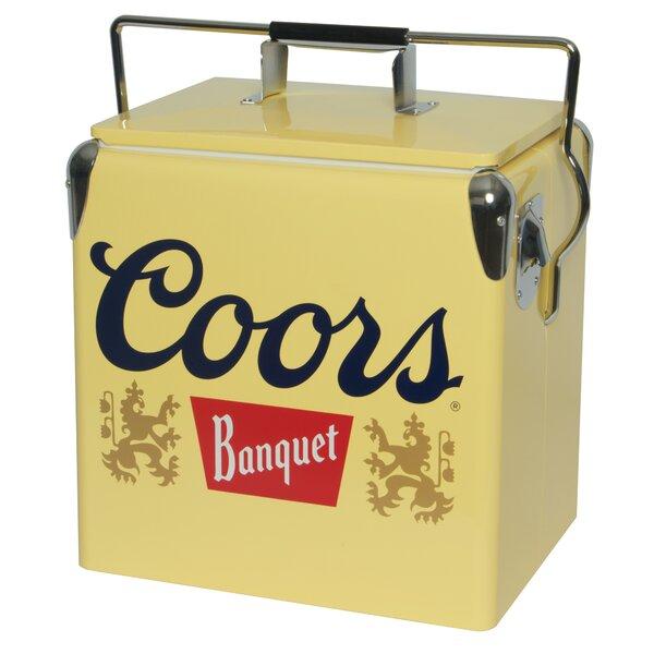 Coors Banquet Picnic Cooler by Koolatron