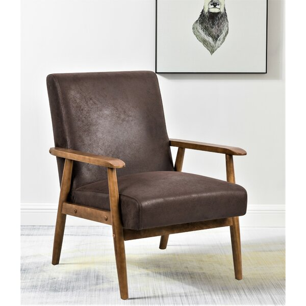 Best Price Beachwood 21 Arm Chair by Loon Peak