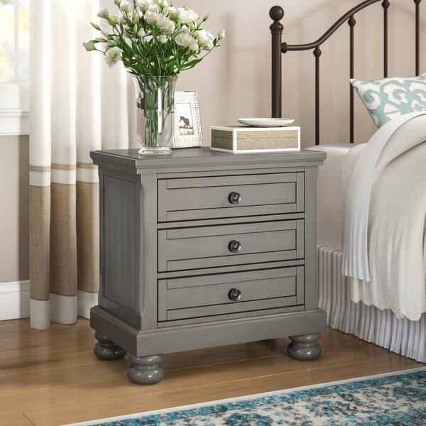Calila 2 Drawer Nightstand by Birch Lane™ Heritage