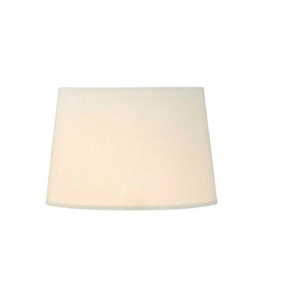 Opus 7.5 Linen Drum Lamp Shade by Fredrick Ramond